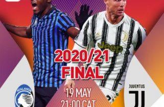 Atalanta Take on Juventus in Coppa Italia Final on StarTimes