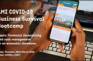 African Management Institute Opens Survival Bootcamp