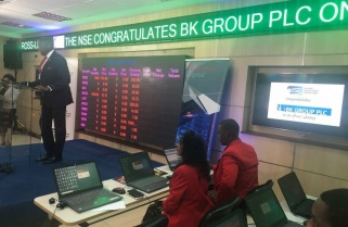 Bank of Kigali Cross-lists on Nairobi Bourse
