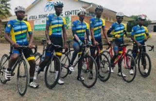 National Cycling Team Return to Training Ahead of Tour du Rwanda