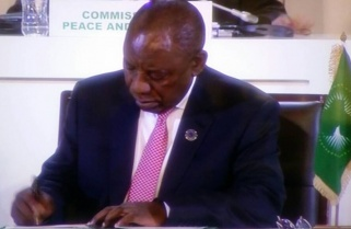 South Africa Endorses CFTA Agreement