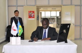 Japan Will Deepen Bilateral Relations with Rwanda Under Reiwa Era – Ambassador