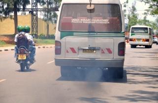 """""""Toxic Diesel"""" Imported in Rwanda"""
