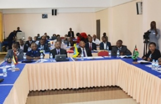Rwanda, Uganda and Kenya, deliberate on peace and security of the Northern Corridor