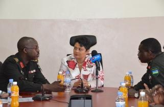 Rwanda Military Hospital Gets Tele-medicine Technology