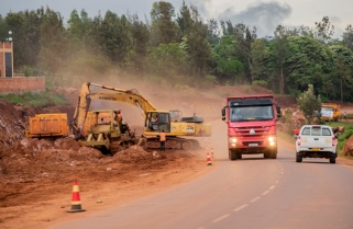 Bugesera Road Expansion Taking Shape