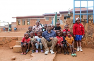 American Author Raises $400,000 to Build 'Gisimba House' in Rwanda, Uganda