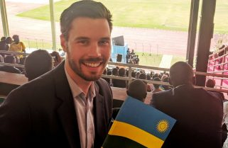 It's A Great Honor for Me to Get Rwandan Citizenship – David Toovey