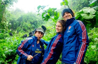 David Luiz's Love Affair with Rwanda