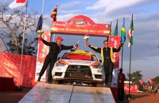 22 Cars set for 2018 Rwanda Mountain Gorilla