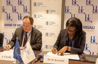 BK Group, European Bank Ink Rwf 30Bn Deal to Fund Business in Rwanda