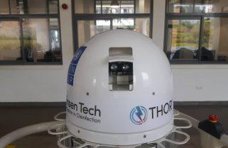 COVID-19: Rwanda Receives More Solar Powered Robots