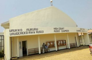 RIB Arrests Rusizi Residents Who Assaulted Judicial officials