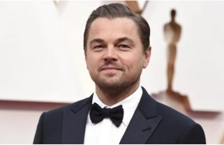 Actor Leonardo DiCaprio Embarks on Saving the Mountain Gorillas
