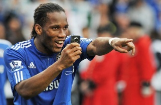 Kigali: Chelsea Fans Warm Up for A Walk with Didier Drogba