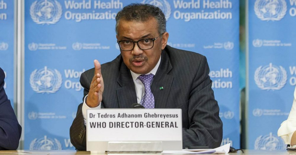 President Kagame Joins AU in Show of Solidarity with WHO, Dr Tedros