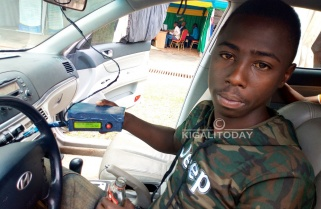 Rwandan Student Creates Technology toDetect Drunk Drivers