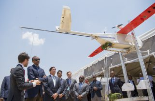 Rwanda's Drones Complete 25,000 Flights in Blood, Medicine Delivery