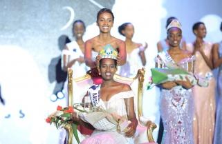 Nimwiza Meghan Crowned Miss Rwanda 2019