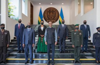 Newly Appointed Minister, Other Leaders Take Oath