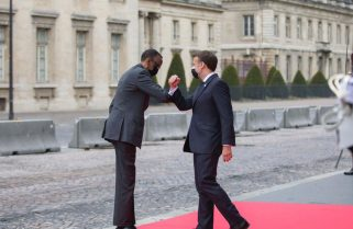 President Kagame Speaks Out on Relations with France, Security in DRC