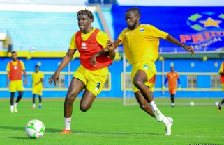 Foreign-based Players Join Amavubi Camp Ahead of Central African Republic Friendlies