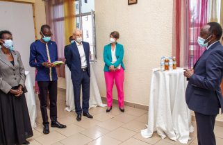 Rwanda, The Netherlands to Strengthen Further Judicial Cooperation