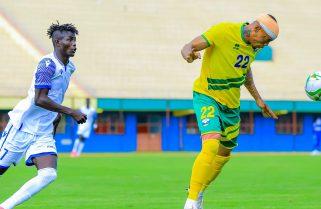 Rwatubyaye, Tuyisenge Goals Seal Rwanda Friendly Win Against Central Africa Republic
