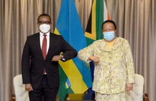 New Chapter: Rwanda, South Africa Move to Normalise Bilateral, Diplomatic Ties