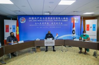 CPC @100: RPF Takes Part in CPC, World Political Parties' Summit