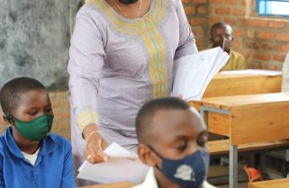 Primary School Candidates Begin Exams as 57 Pupils Test Positive of COVID-19