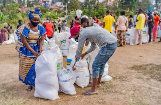 There is Enough Food for Vulnerable Families in Lockdown – City of Kigali