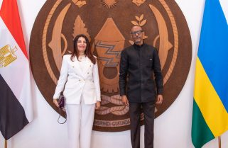 New Envoys Commit to Strengthen Cooperation  with Rwanda