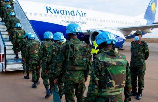 Rwanda Deploys More Troops in Central African Republic