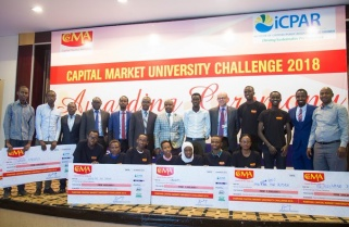 Capital Market University Challenge Is Back
