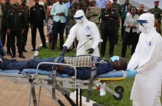 WHO To Declare Ebola Outbreak Over Next Month