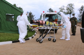 Health Ministry Refutes Reported Ebola Threats in Rwanda