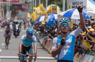 Tour du Rwanda (2.1): Avira Wins Stage Four, Kudus Retains Yellow Jersey