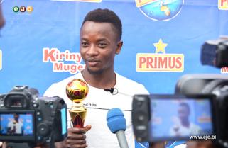 Gasogi United Signs Burundian Golden Boot Iddy Museremu