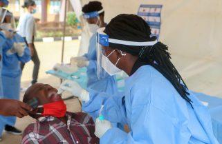 COVID-19: Massive Recoveries in Rwanda