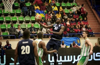 REG Off to a Good Start in FIBA AfroLeague