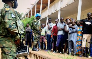 CAR Votes Amidst Fears, Rwandan Forces on Alert to Avert Violence
