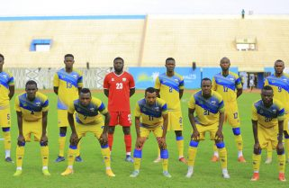 Afcon Qualifiers: Rwanda Squad Named For Games Against Mazambique, Cameroon