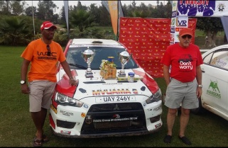 Mbarara Rally 2018: Nzamwita Registers Positive Start
