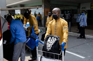 Rwanda Squad Arrive in Cameroun Ahead Of CHAN
