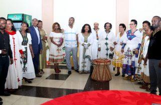 Ethiopia in Rwanda, Celebrates Ethiopia Day