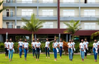Stage Set: Who Will be Miss Rwanda 2021?