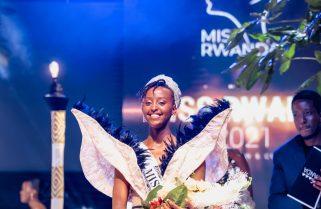 UPDATED: Ingabire Grace is Miss Rwanda 2021