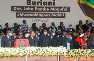 President Magufuli Fostered Ties Between Rwanda and Tanzania- PM Ngirente