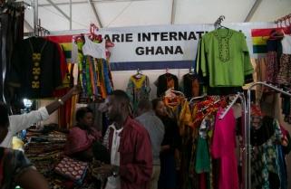 Kigali Int'l Trade Fair Goes Cashless